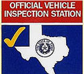 Texas Official Vehicle Inspection Station